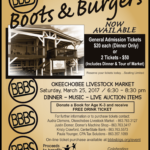 Boots & Burgers