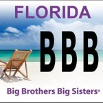 Big Brothers Big Sisters License Plate