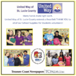 United Way School Supplies for Students 20th Anniversary
