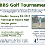 Register today for Big Brothers Big Sisters Golf Tournament!